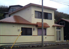 施工後のお宅です。